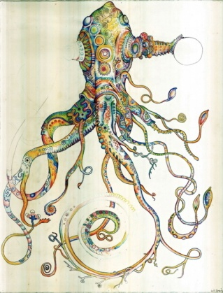 art-color-drawing-illustration-squid-Favim.com-349825