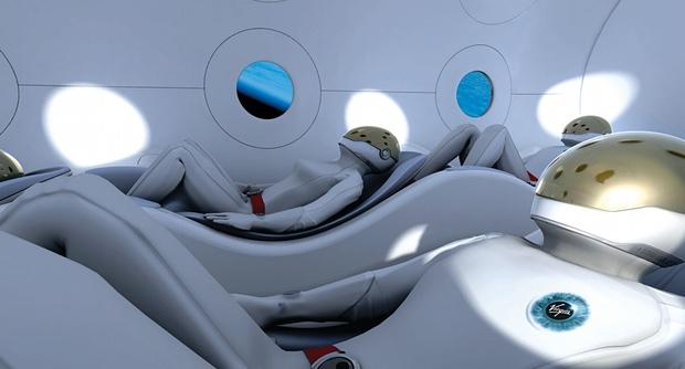 perky spacesuit